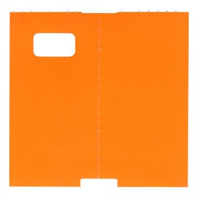 CoatCheck garderobetickets oranje