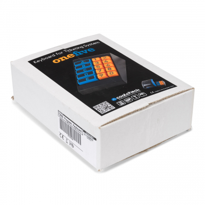 CoatCheck OneFive Keyboard packaging