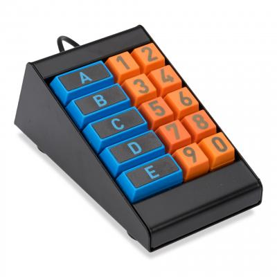 CoatCheck OneFive Keyboard Industrial quality keys