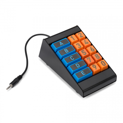 CoatCheck OneFive Keyboard