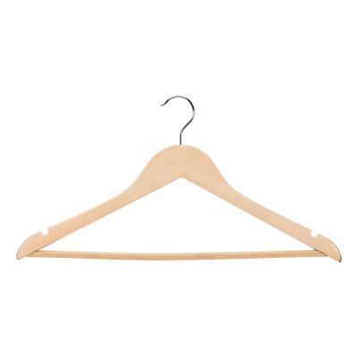 Houten hangers stevig goedkoop