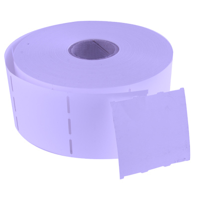 Q-Entry compatible entry tickets 12 rolls of 3000 tickets