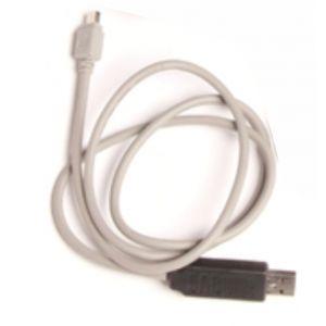 CoatCheck Orange Active USB cable