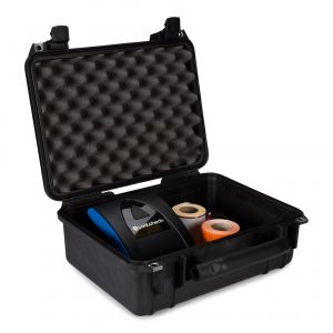 Pelicase voor CoatCheck Ticketprinters
