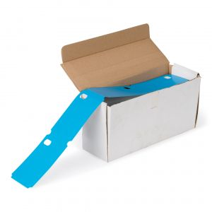 Black Box Ticketbloks Blauw
