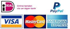 betaalmethodes NL garderobe